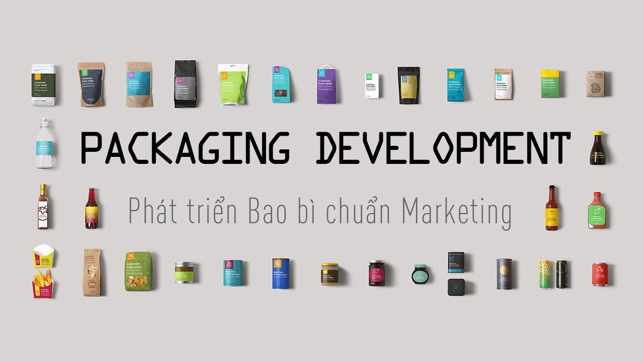 Brand Camp Trailer: Packaging Development (Mr. Nguyễn Quang Hiệp)