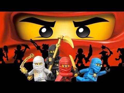 Lego Ninjago game online gameplay free game Lego Ninjago ...