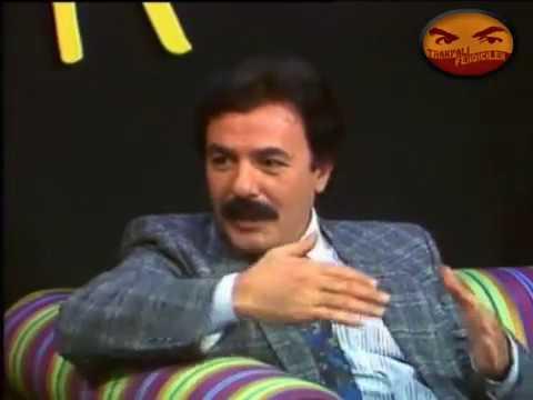 Aziz Üstel İle Gecenin Konukları Programı Ferdi Tayfur  / 1992 /
