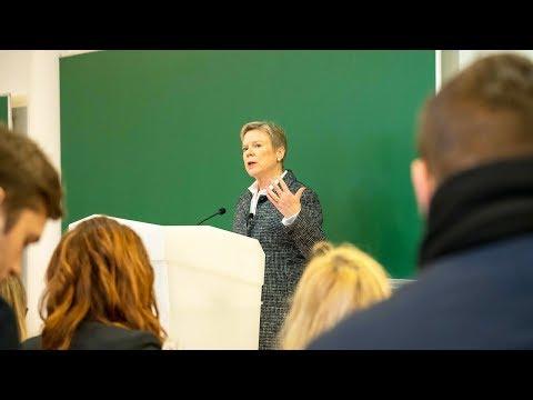 NATO Deputy Secretary General lecture to Riga Graduate School of Law, 02 FEB 2018