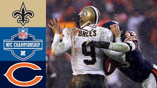 Saints vs Bears 2006 NFC Championship