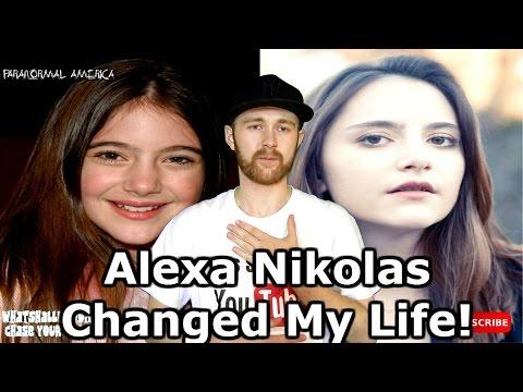 Zoey 101 Star Alexa Nikolas Changed My Life!
