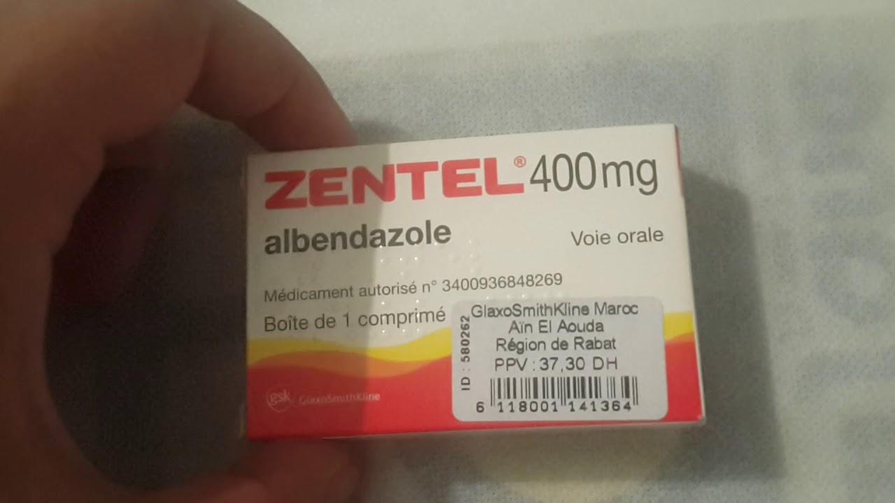 Zentel mg x 2 comprimate filmate | Catena | Preturi mici!