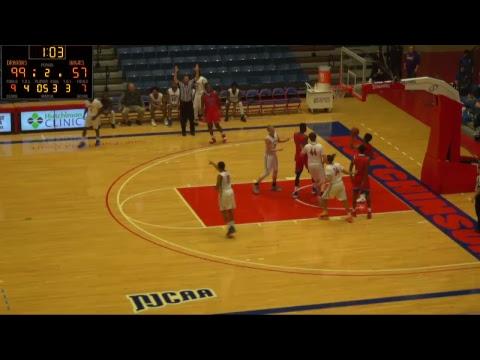 Blue Dragon Men's Basketball vs. Northeast CC