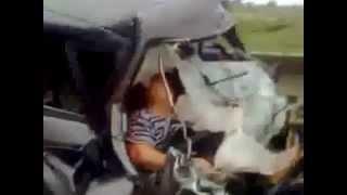 9 человек погибло после аварии на объездной