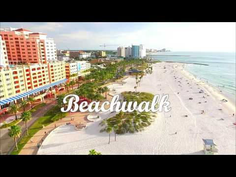 Clearwater Beach Drone Flight / Phantom 3