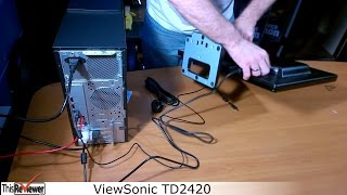 ViewSonic Multi Touch Monitor