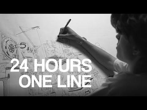 Livestream: Brady zeichnet 24 Stunden lang, ohne aufzustehen - VICE