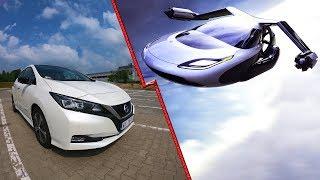Jak będzie wyglądał samochód przyszłości?