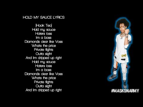 Ayo & Teo - Hold my sauce lyrics  [official lyrics]