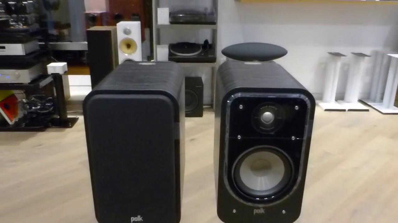 Polk Audio S20 Walnut