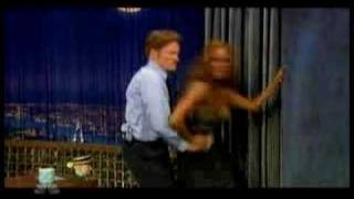 Conan Dry Humps Tyra Banks