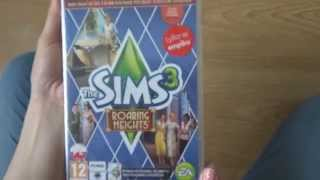 Unpacking - The Sims 3 Roaring Heights