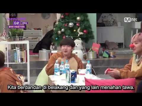 Kontes Tahan Tawa - Wanna One Go-Zero Base E06 171215