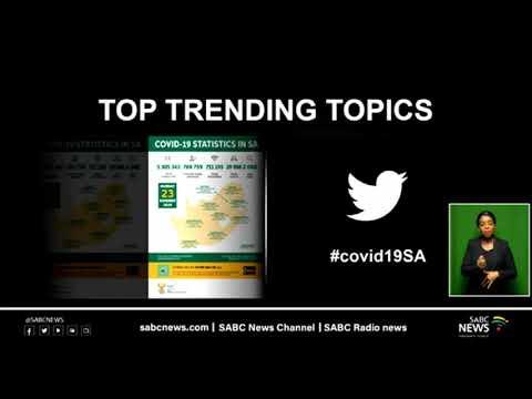 Top trending topics, 30 November 2020