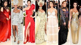 Met Gala 2018 | Red Carpet | Full Video | Celebrity Dresses