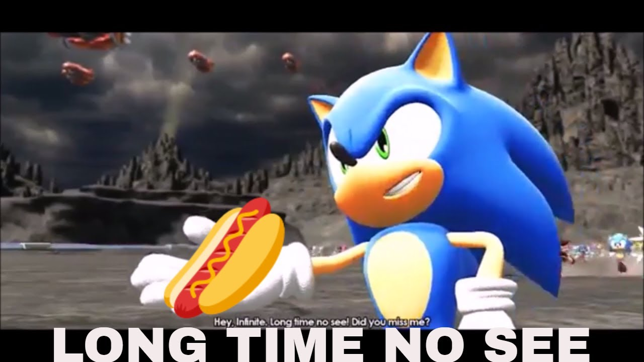 Sonic The Hedgehog Quotes Long Time No See Youtube