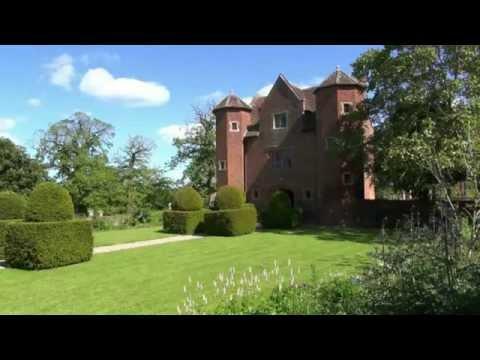 Upton Cressett Hall & Gate House 07.06.15