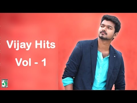 Vijay Super Hit Popular Audio Jukebox Vol 1