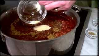 How To Make Homemade Chili - Mastered In 99 Seconds