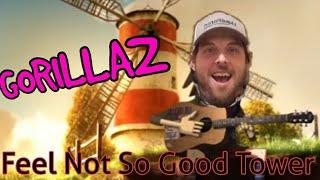 "F%@K THAT TOWER! |Gorillaz - ""Feel Good Inc"" (reaction)"