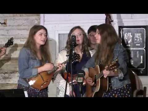 I Saw The Light- The Damascus Travelers, ETSU Student Band Showcase At ACMA Pickin' Porch