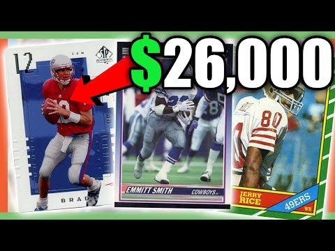 rare-football-cards-worth-money---nfl-cards-worth-money!!