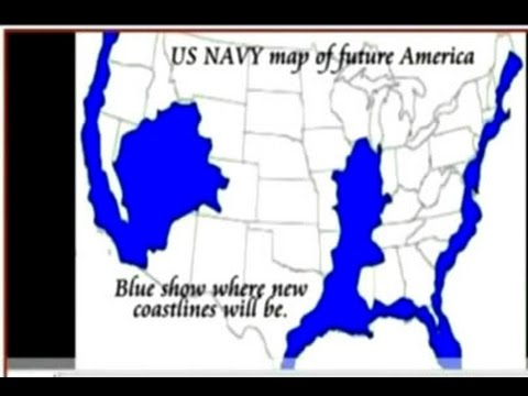 New Us Navy Map - Us navy map of the future