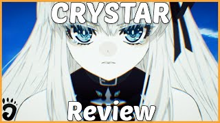 Review: CRYSTAR (Reviewed on PS4, also coming to PC) (Video Game Video Review)