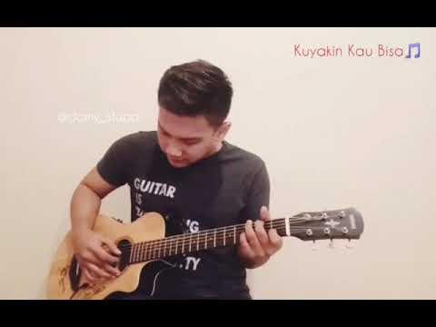 Ku Yakin Kau Bisa cover acoustic