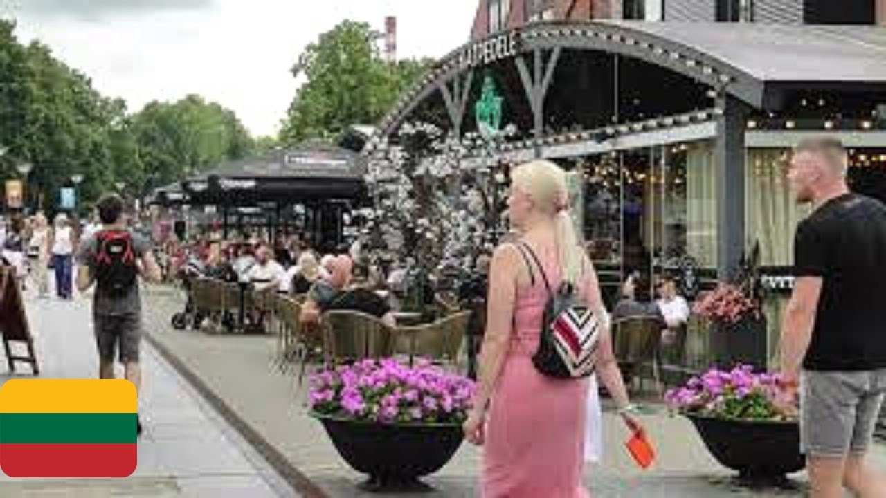 Download Conoce KLAIPEDA en la COSTA de LITUANIA