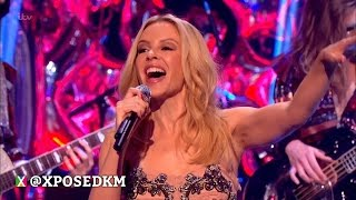 Kylie Minogue | At Christmas (The Jonathan Ross Show 2016)