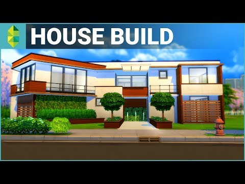 The Sims 4 House Build with Deligracy!