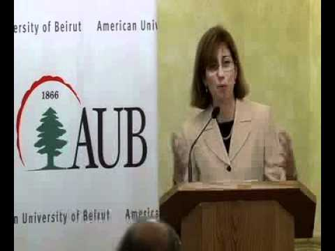 AUB panel: Reflections on Citizen Revolt in the Middle East
