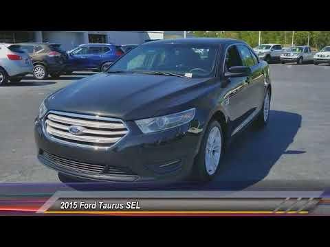 2015 Ford Taurus DeLand Nissan N534064A