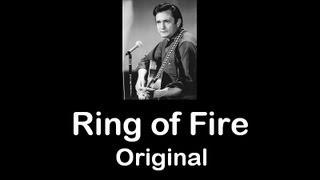 Ring of Fire • Original • Johnny Cash • 1963