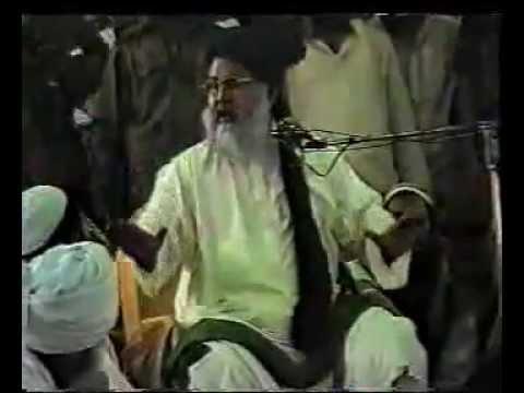 Allama Ali Sher Haidri About Maulana Fazal Ur Rehman.mp4