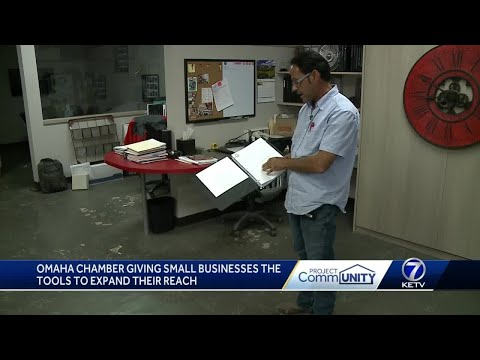 Omaha chamber giving small business tools to expand