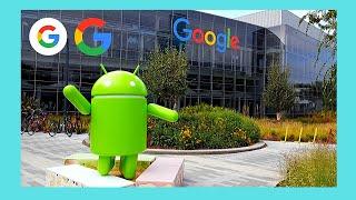 GOOGLE S strange headquarters (Googleplex), Mountain View (California, USA)