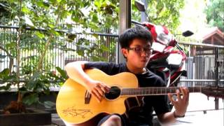 (Gotye Ft. Kimbra)SomebodyThat I Used to Know - Agung Chandranata, Michael Chapdelaine Cover