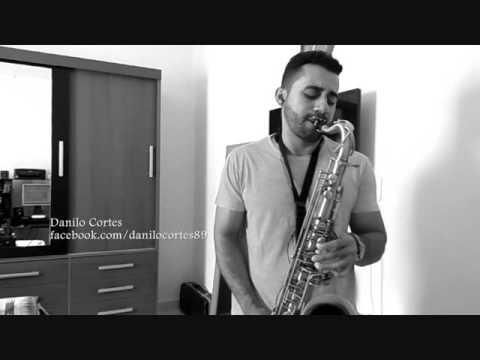 Danilo Sax Cover - Se eu não te amasse tanto assim - Saxofone Tenor