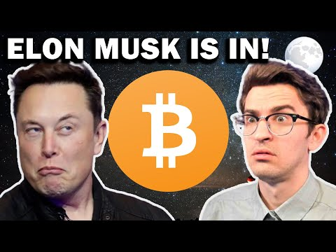 ELON MUSK JUST BOUGHT BITCOIN!?! Crypto Trading Series
