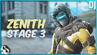 Zenith Skin: Stage 3 Gameplay! (Fortnite Battle Royale)