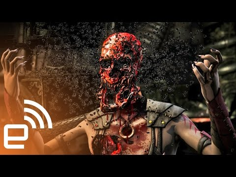 Mortal Kombat X' and its comedic violence | Engadget