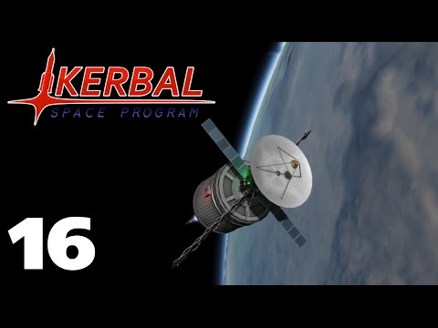 Road To Exploration #16, Leaving For Eve, Kerbal Space Program