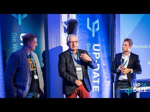 Up-Date Konferenz 2016 | HR-Panel: Neue Kanäle für Recruiting und Employer Branding