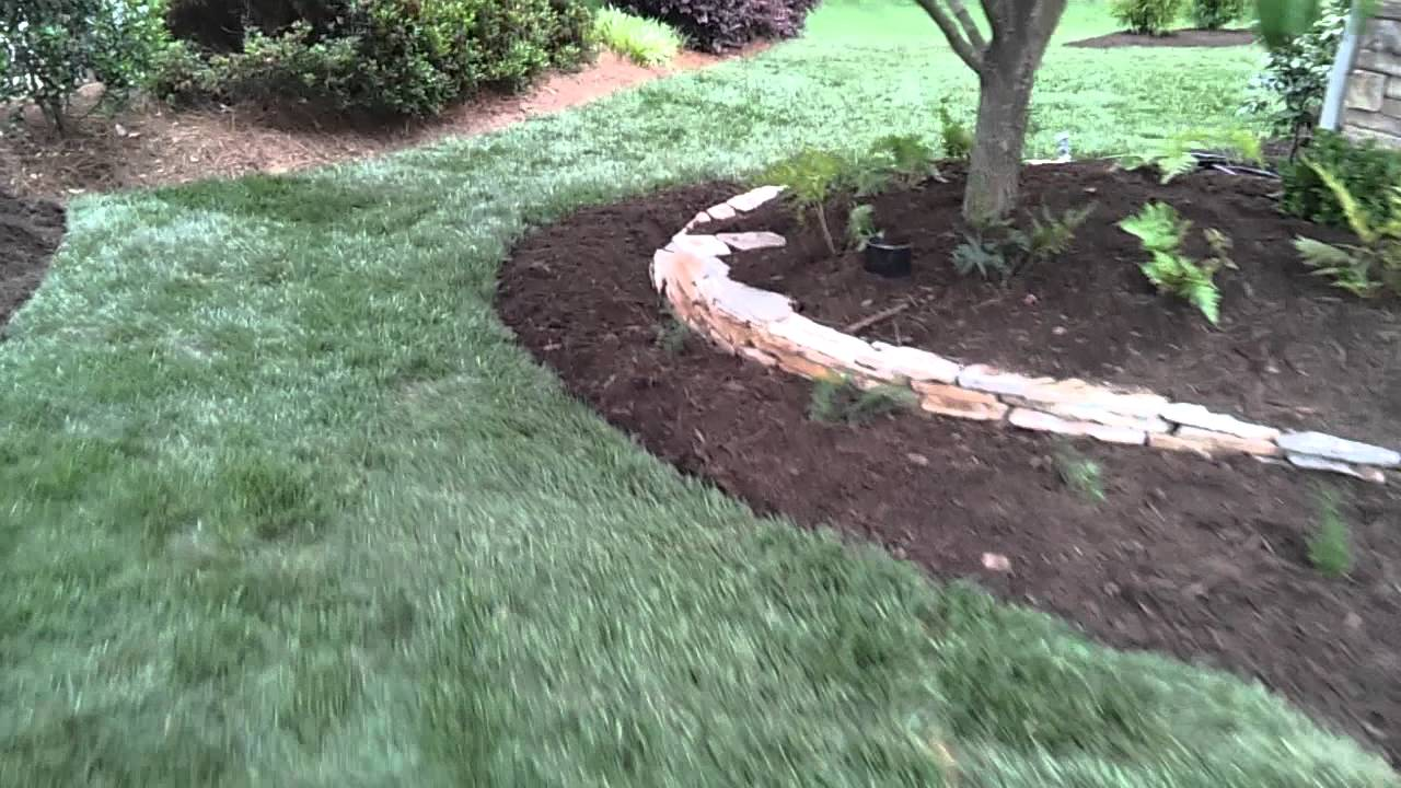 Stoney Creek Greensboro, NC Landscaping Project Part 3 (Completed) by  Professional Landscaping - Stoney Creek Greensboro, NC Landscaping Project Part 3 (Completed) By  Professional Landscaping