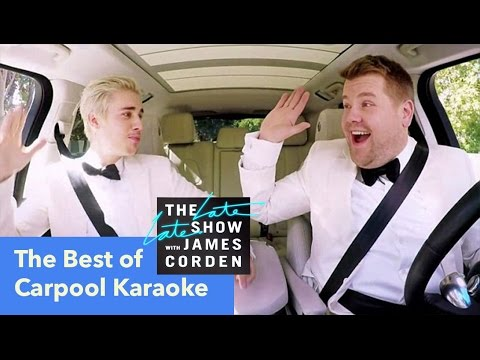 The Best of Carpool Karaoke with James Corden