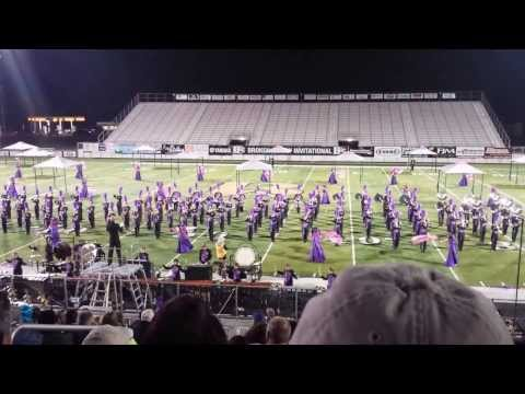 Camdenton High School Pride of the Lake Marching Band (2013)