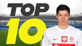 | TOP 10 | Najbardziej wartościowych piłkarzy reprezentacji Polski